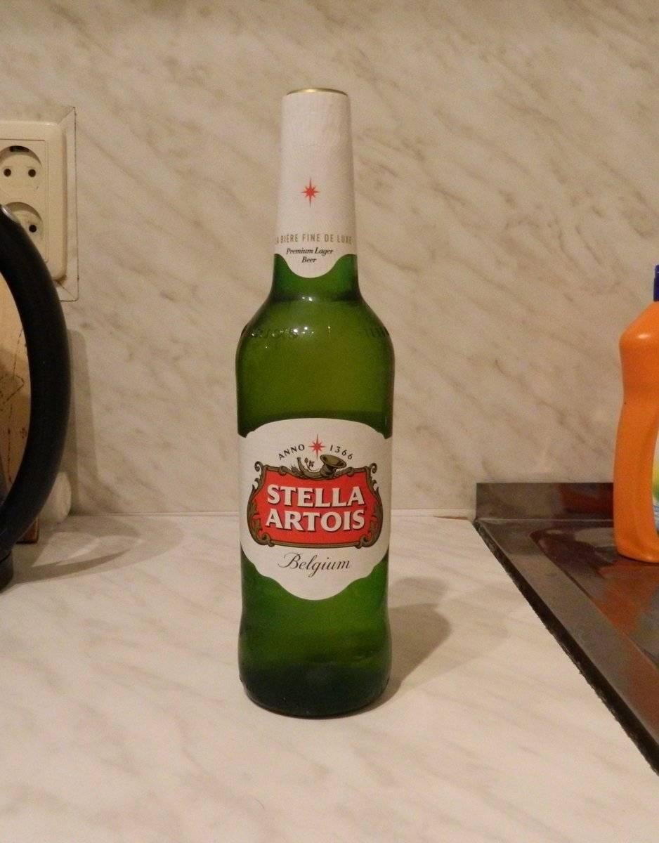 Пиво stella artois (стелла артуа) — особенности и история возникновения