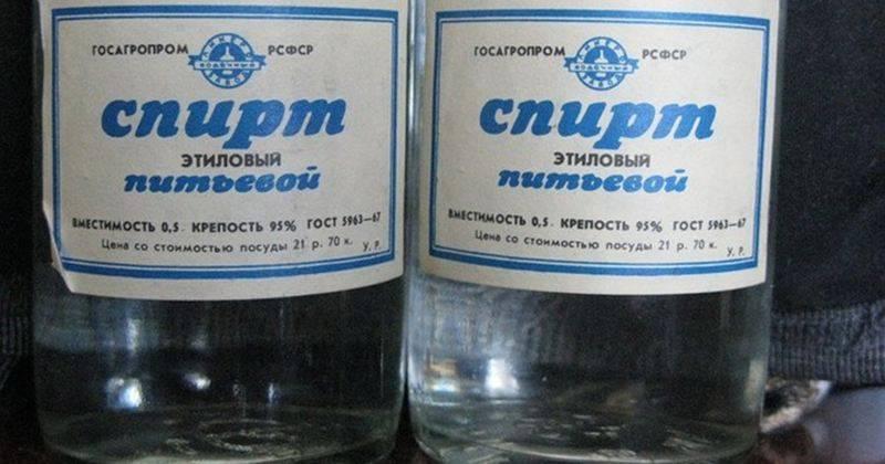 Спирт этиловый рецепт на латинском языке