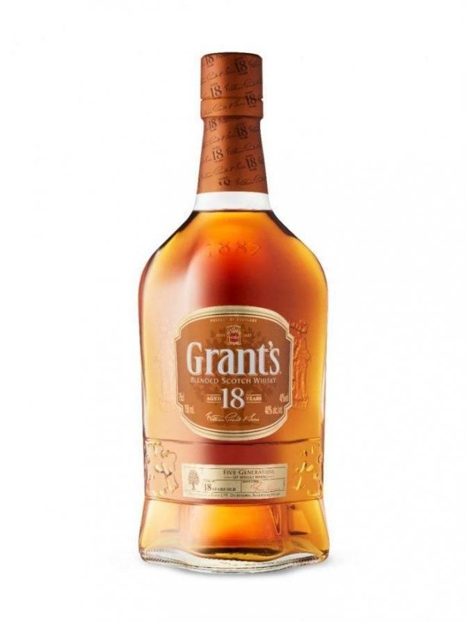 Виски grants — шотландский характер мирового бренда