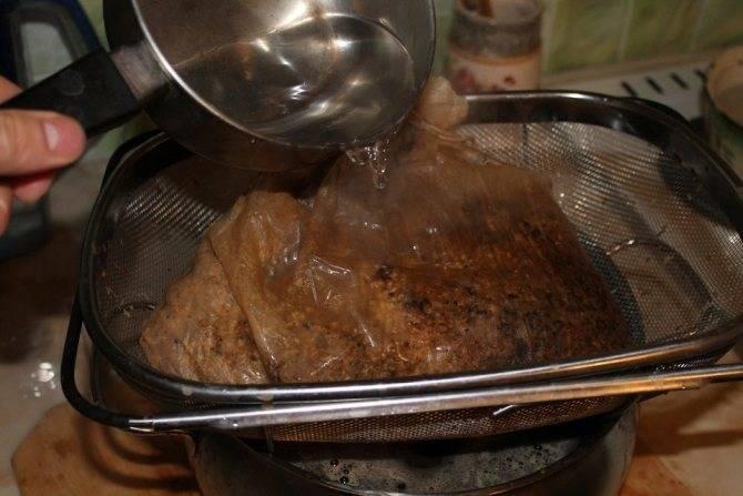Рецепт домашнего овсяного стаута