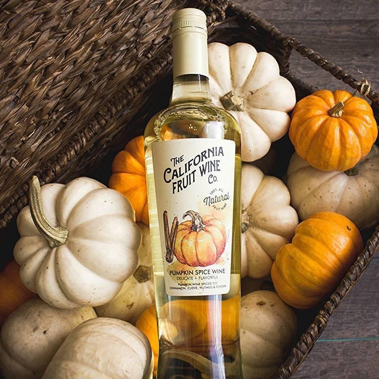 Домашнее вино из тыквы