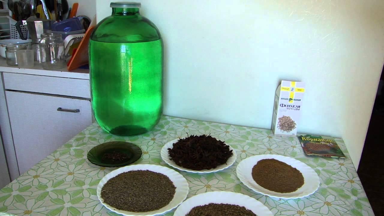 Анисовая водка: рецепт приготовления в домашних условиях, польза и вред аниса, как пьют настойку, самогон на анисе