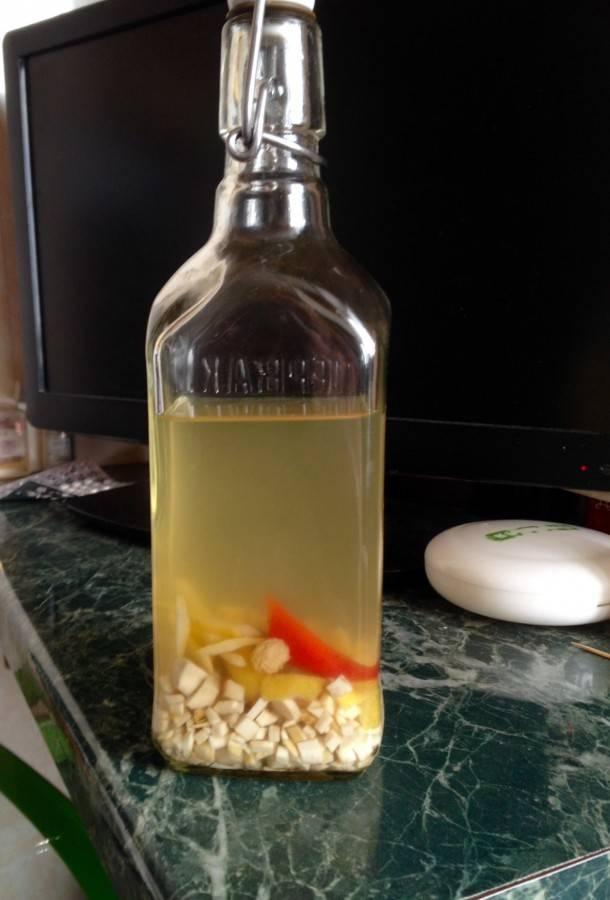 Лучшие рецепты хреновухи из водки
