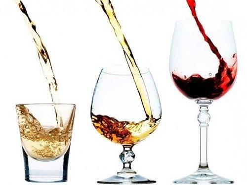 С чем пьют ликер