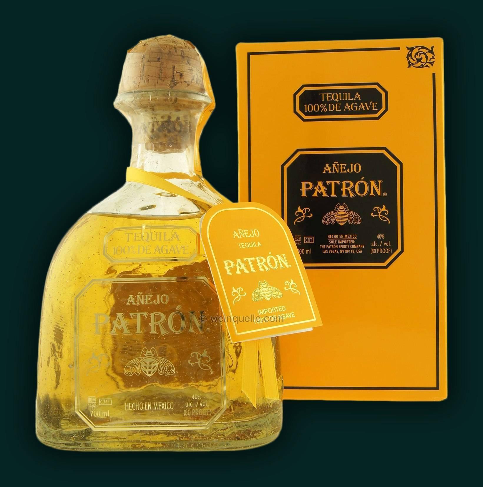 Кофейная текила patron, патрон: крепость, состав, вкус - вредные привычки