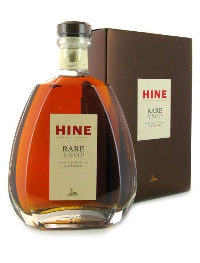 Hine (коньяк): описание вкуса, отзывы
