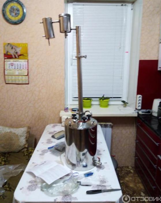 Обзор и сравнение немецких самогонных аппаратов. кто их делает в россии? | про самогон и другие напитки ? | яндекс дзен