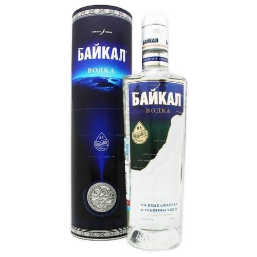 """Водка """"байкал"""" - особенности изготовления алкогольного напитка и стоимость"""