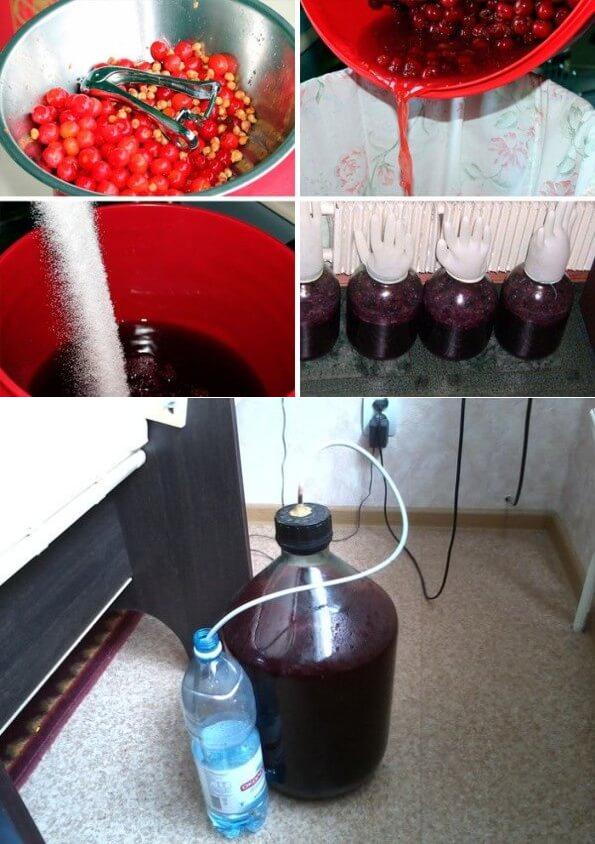 Домашнее вино из варенья: 7 простых рецептов в копилку каждому