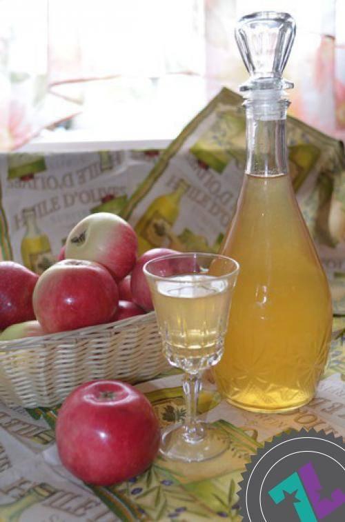 Настойка на яблоках: простые рецепты яблочной наливки, водки на самогоне, спирту для приготовления в домашних условиях