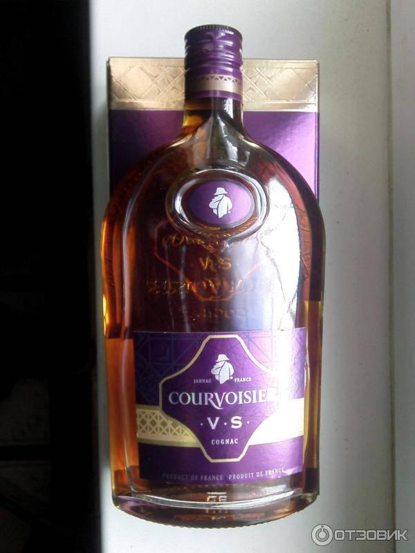 Коньяк courvoisier – как выглядит оригинальный продукт