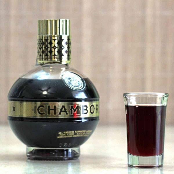 Шамбор (chambord) – ликер, который пили французские короли