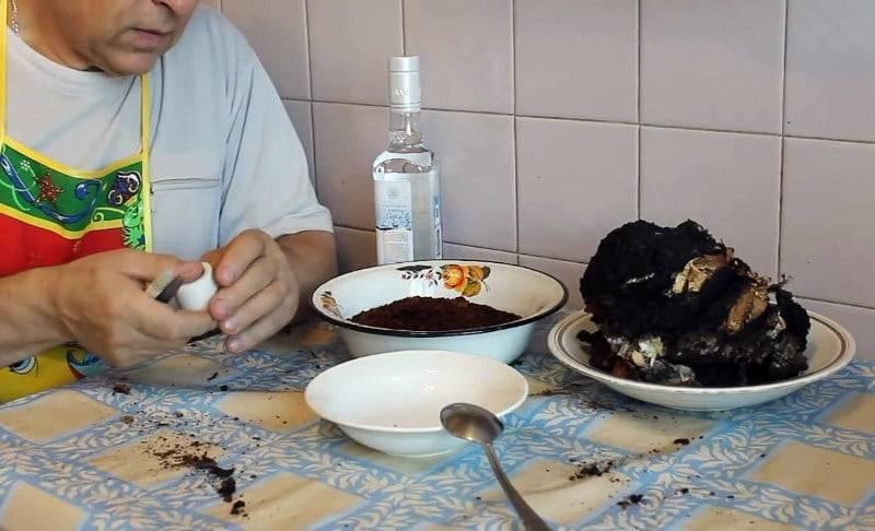 Настойка из чаги на водке: назначение и рецепты приготовления ⛳️ алко профи