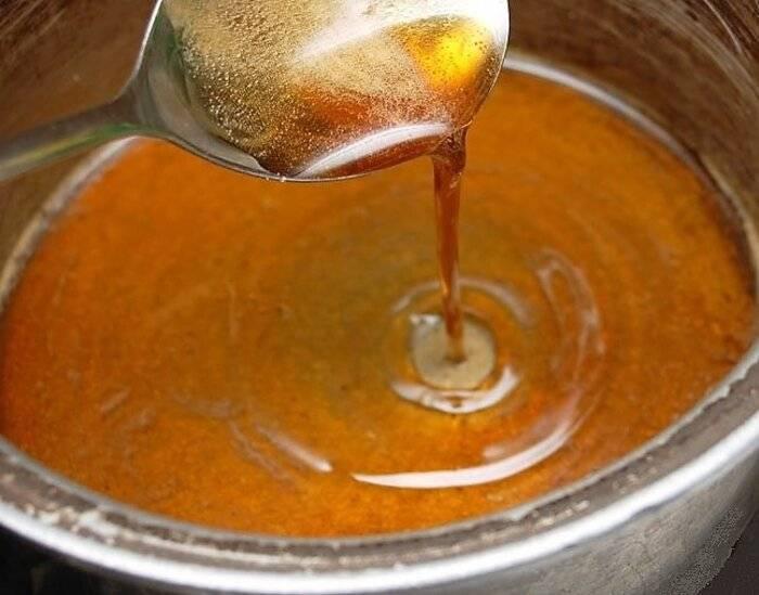 Варим сахарный сироп для самогона