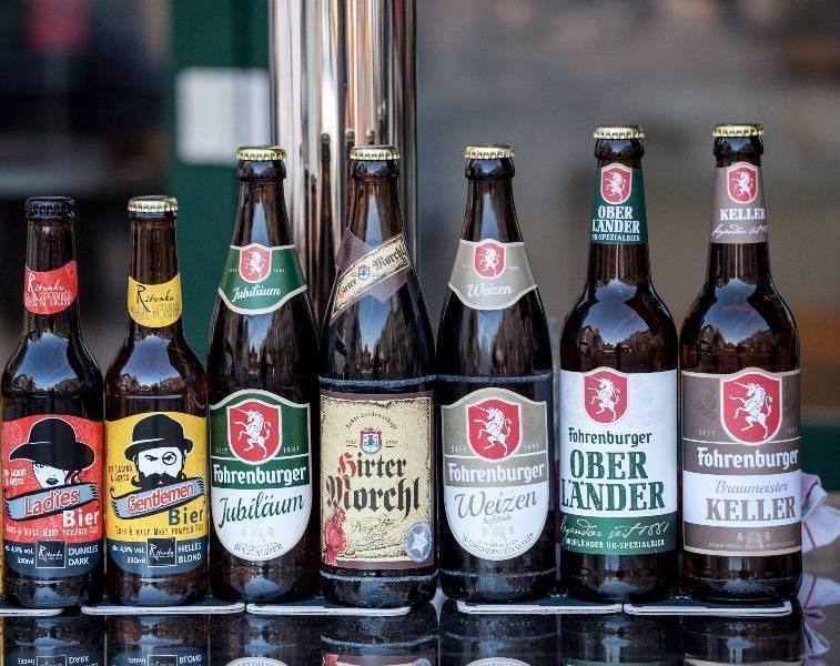 Пиво гессер и его особенности + видео | наливали