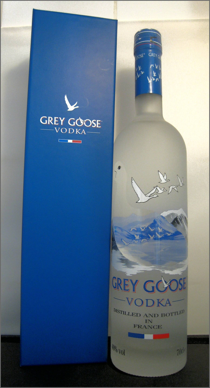 Водка «grey goose»