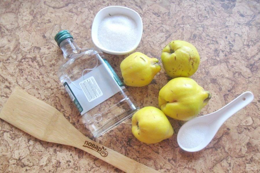 Наливка из айвы в домашних условиях простой. рецепты вкусной домашней наливки из айвы. айвовая наливка с ромом и апельсинами