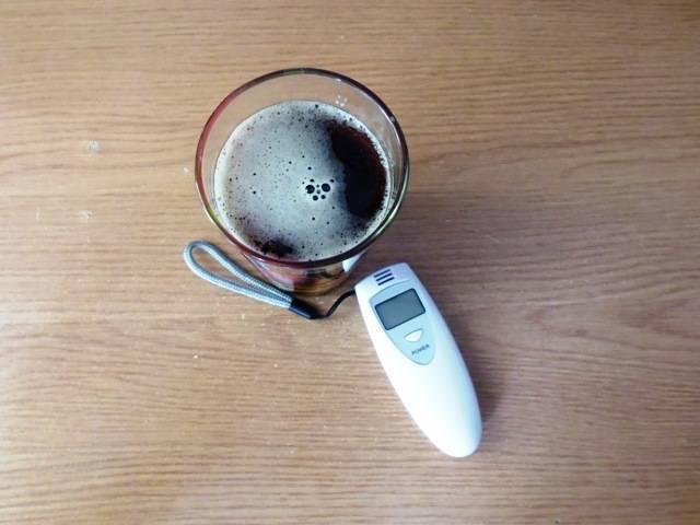 Проверка водителя на алкогольное опьянение сотрудником гибдд в 2020 году
