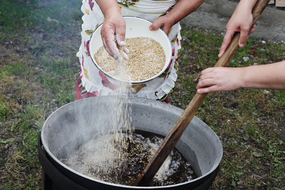 Приготовление осетинского пива. осетинское пиво: все по канонам