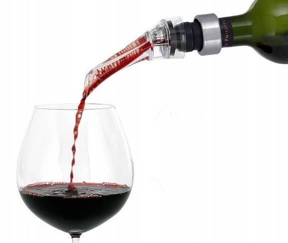 Аэратор для вина, назначение, разновидности и их отличия, как выбрать