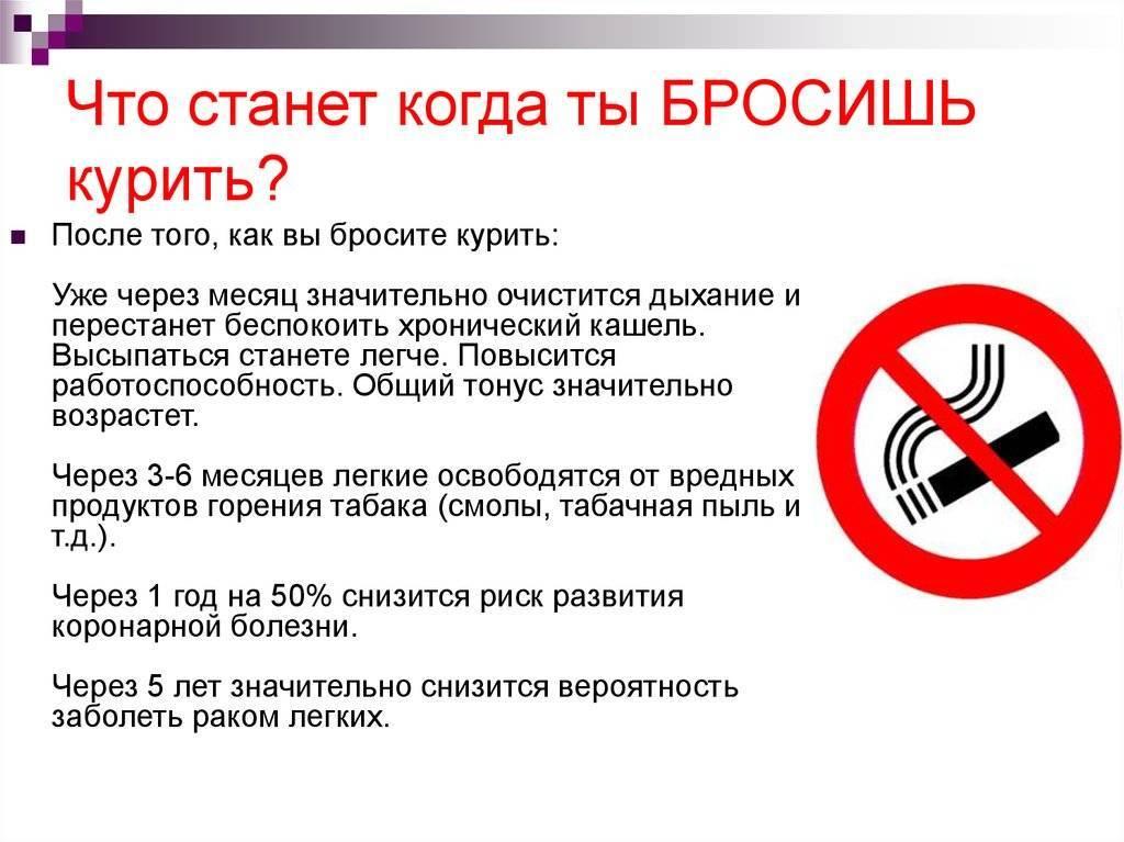Бросил курить – появился кашель: как справиться с проблемой?