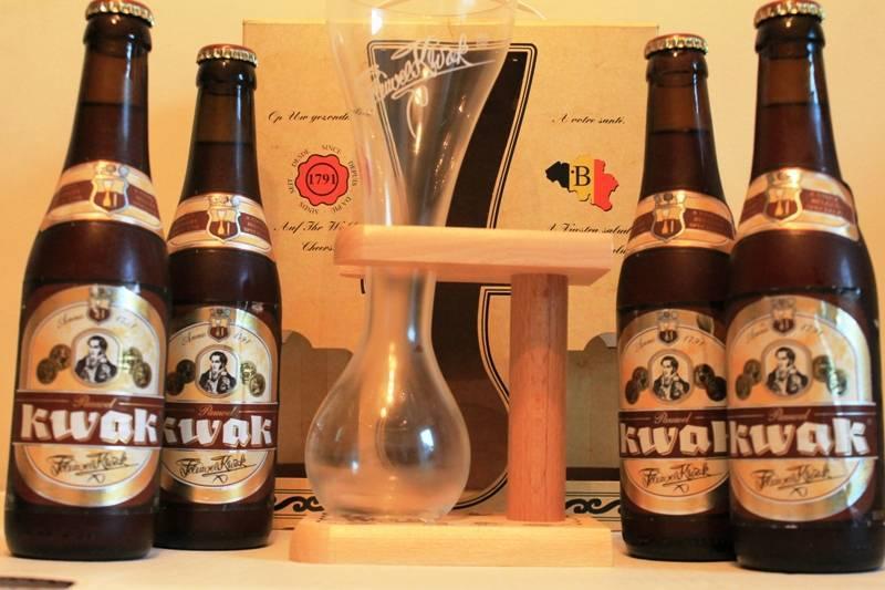 Что такое квейковое пиво?