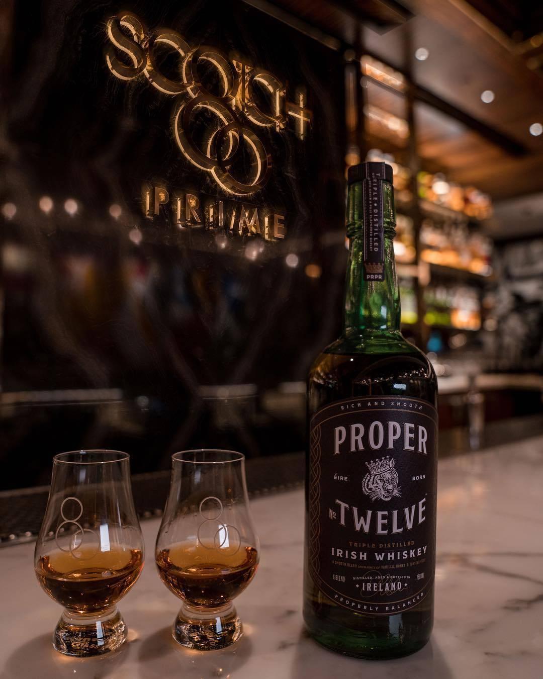 Историческое событие в мире крепких напитков - новый виски proper twelve от конора макгрегора