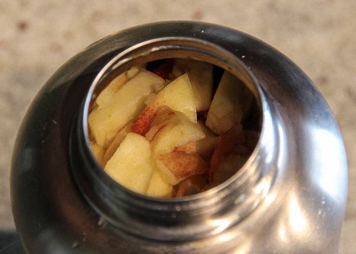 Рецепт браги и самогона из яблок в домашних условиях