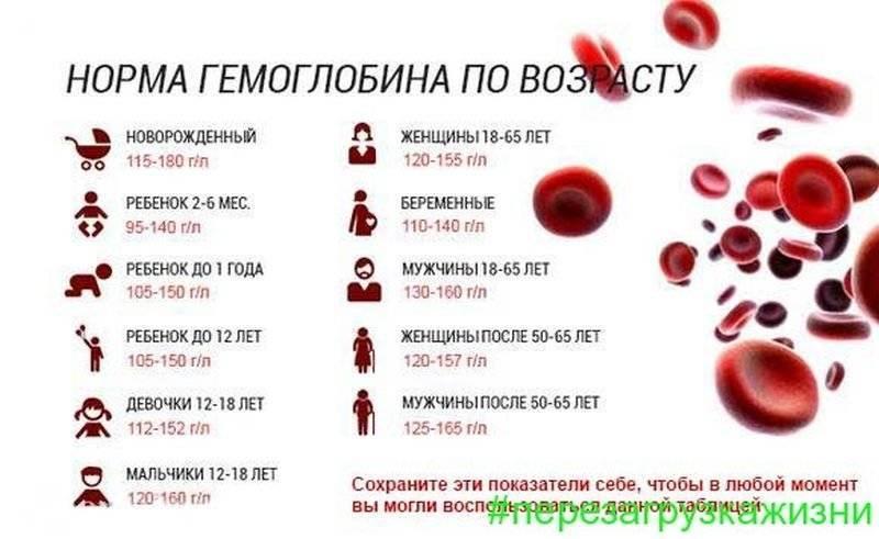 Повышенный гемоглобин в крови и алкоголь