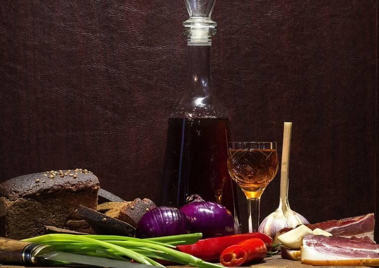 Рецепт бородинской настойки