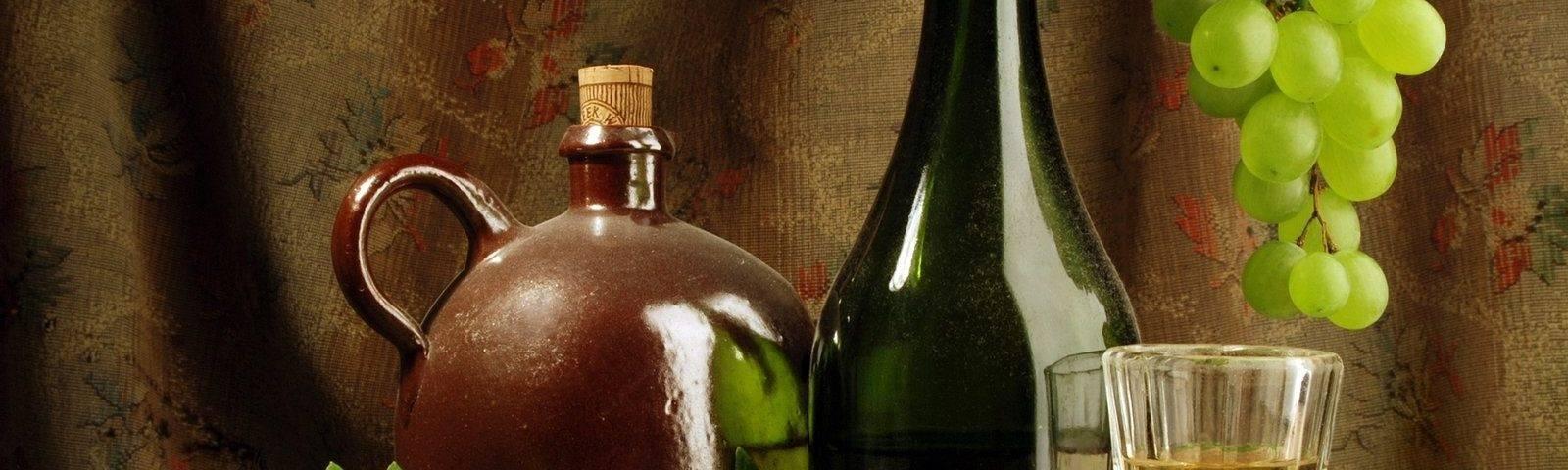 Домашний самогон из винограда