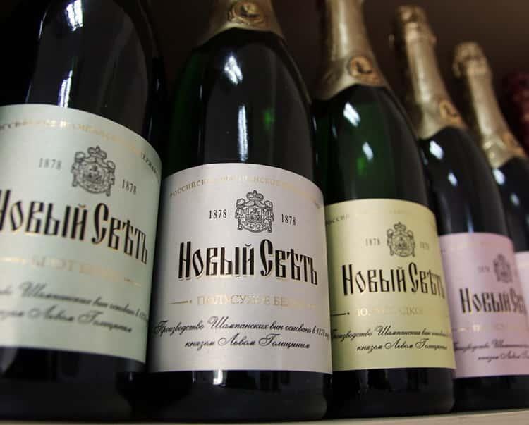 Самое дорогое шампанское (цены, названия, фото)