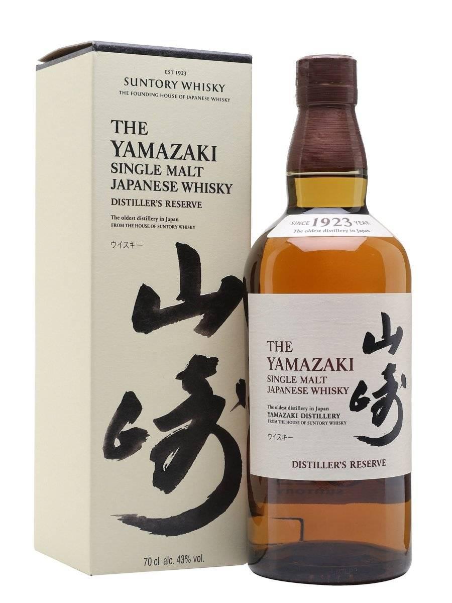 Виски «сантори токи» (suntory toki) 0.7л крепость 43%