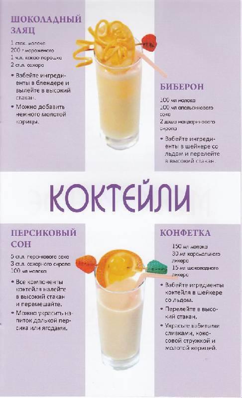 27 рецептов молочных коктейлей + 8 секретов приготовления напитка