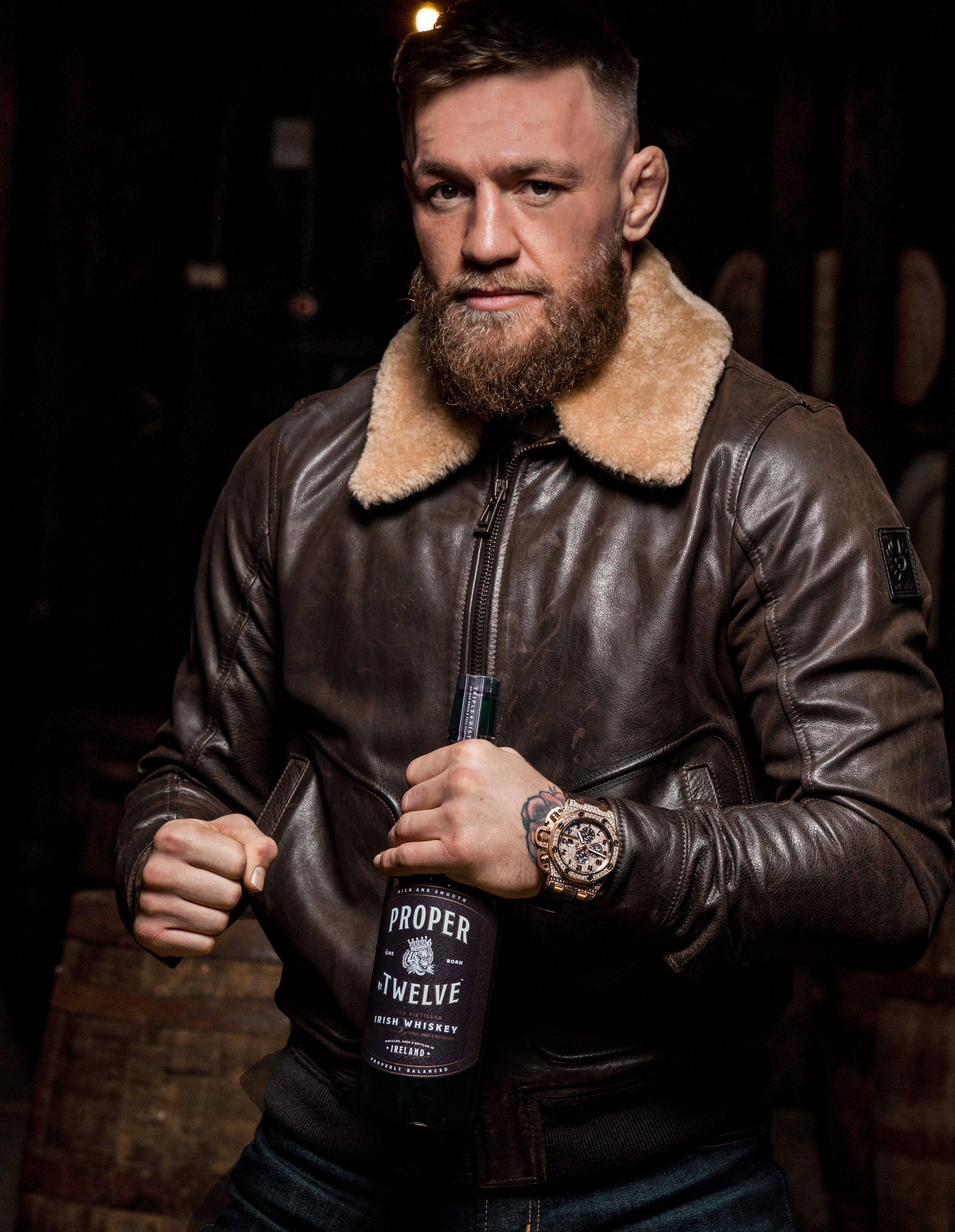 Виски макгрегора продается уже почти год. как дела у proper №12?  - панчер - блоги - sports.ru