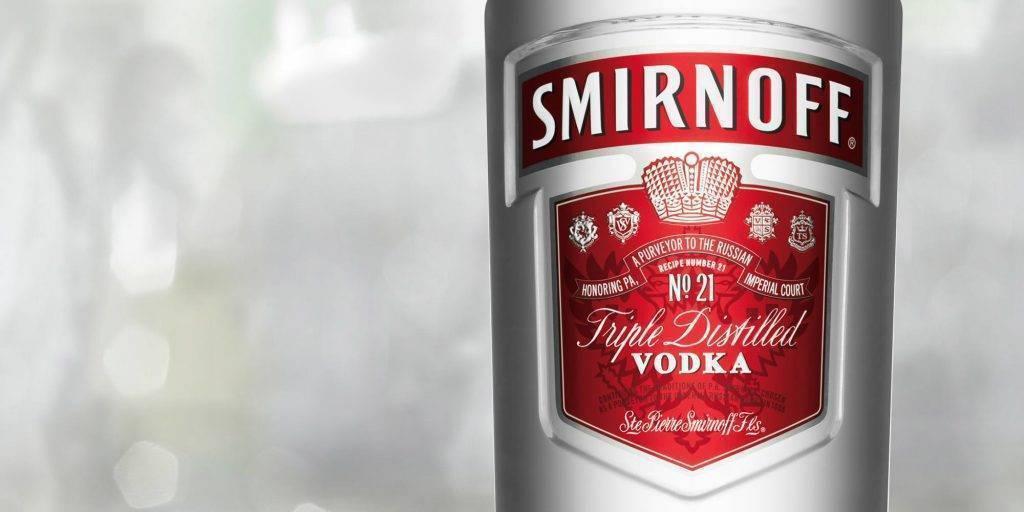 Обзор водки Смирнов