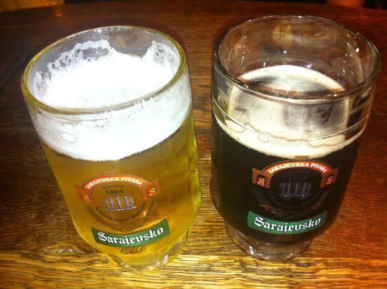 Тёмное пиво: польза и вред