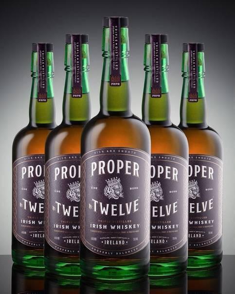 Виски proper twelve — уникальный ирландский спиртной напиток, создателем которого является конор макгрегор.