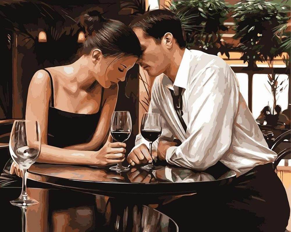"""Мужчины пьют на брудершафт. что означает """"пить на брудершафт"""""""