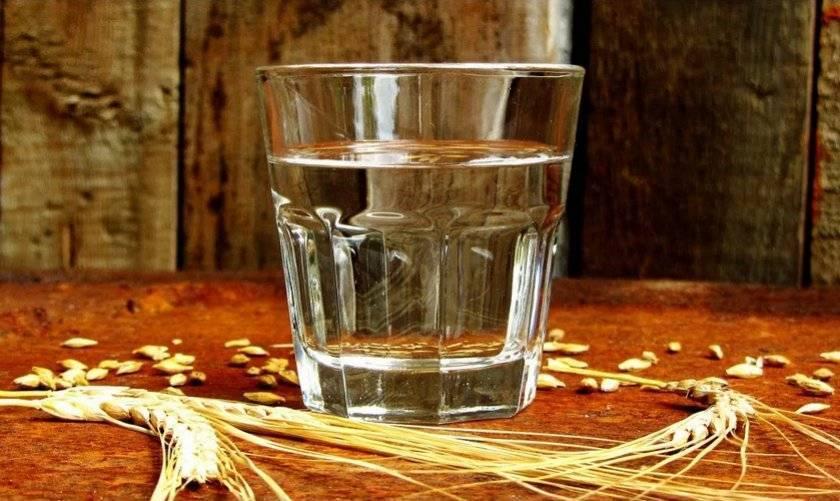 Рецепт правильной браги из пшеницы для пшеничного самогона