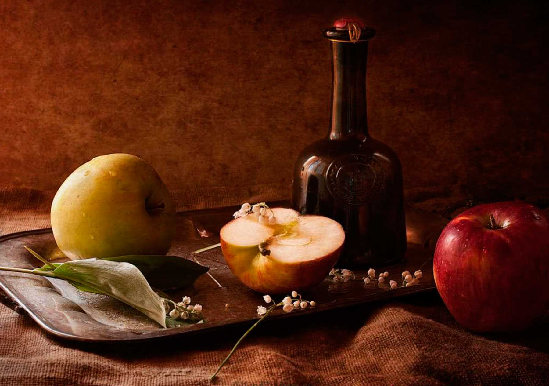 Вино из яблок — простой домашний рецепт