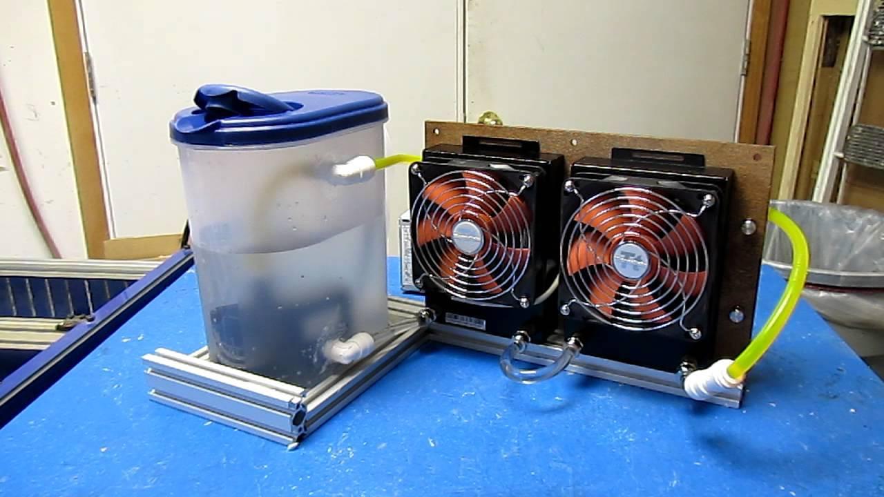 Насос для самогонного аппарата: как сделать охлаждение самостоятельно