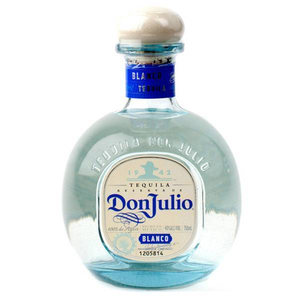Don julio blanco — история алкоголя