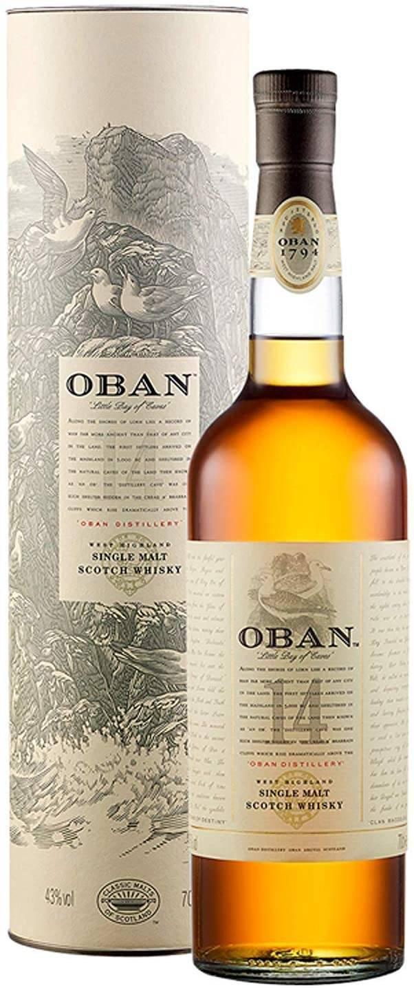 Виски oban - lawebar