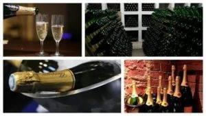 Срок годности шампанского в бутылке: сколько хранится в закрытом и открытом виде