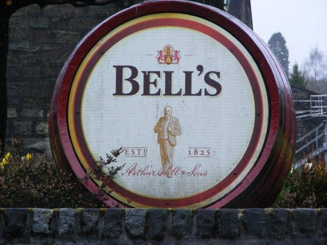 Виски bell's (беллс) — особенности напитка