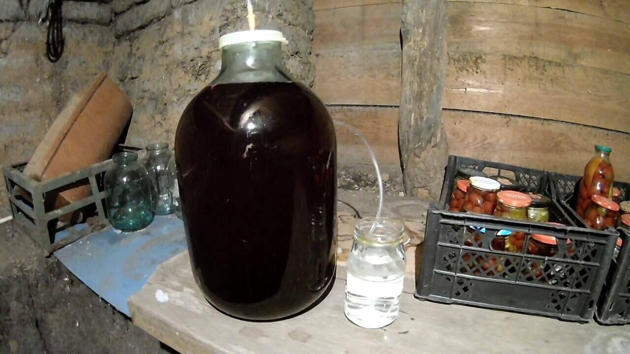 Домашнее вино из ягод — пошаговый рецепт с фото