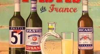 Особенности напитка Пастис