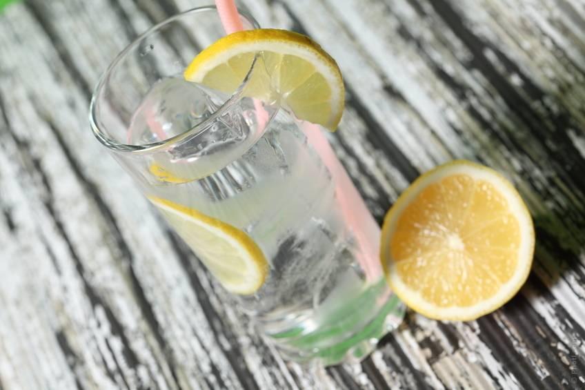 Лечение лимоном похмельного синдрома