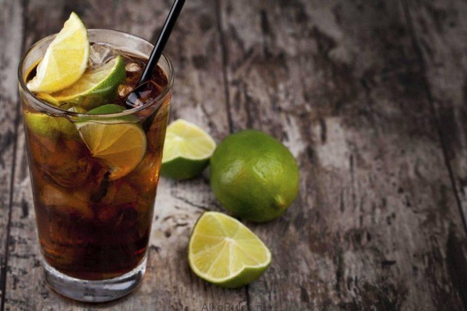 Топ 10 коктейлей на основе рома к 23 февраля